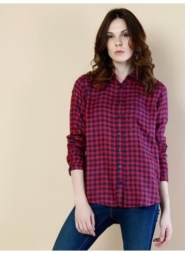 Colin's Kareli Gömlek Kırmızı